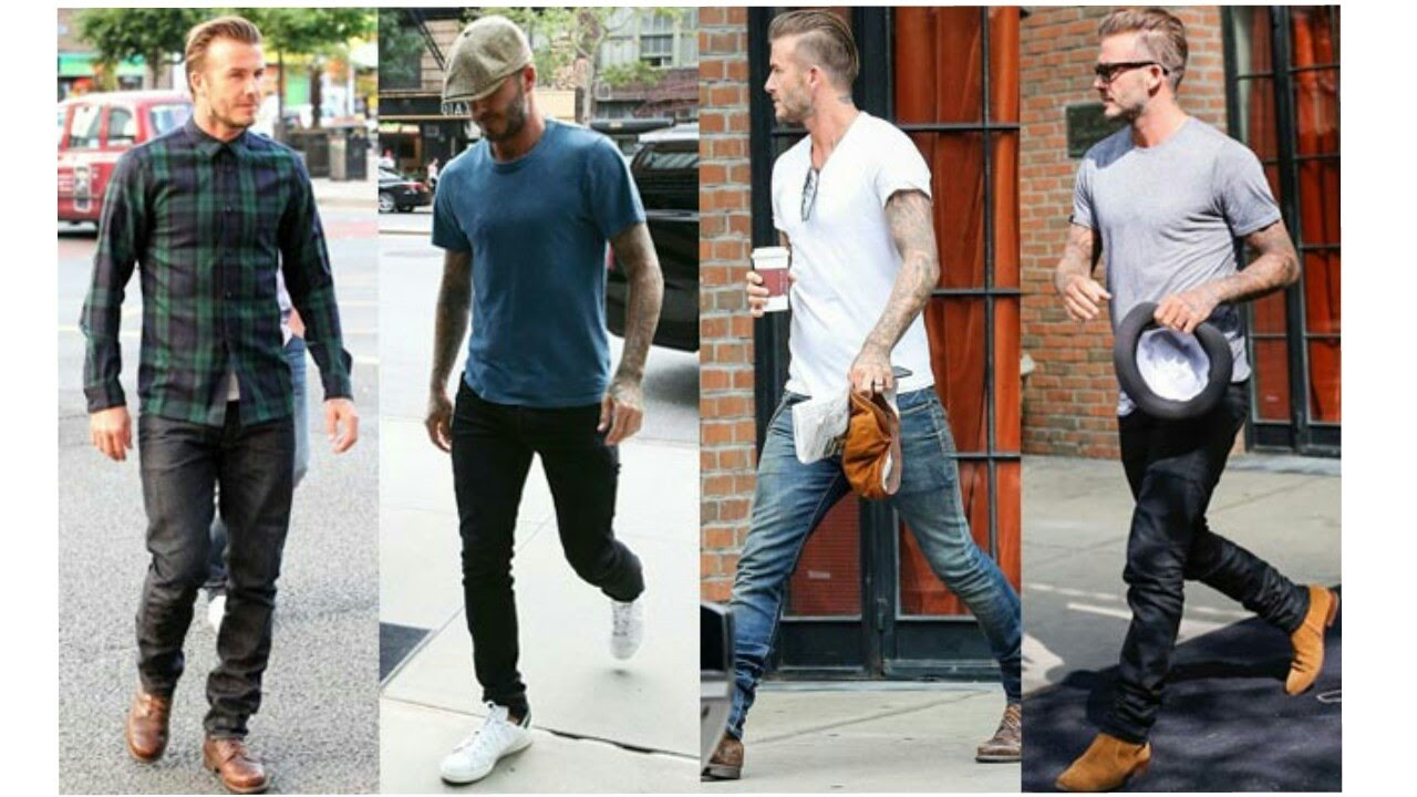 5 Mens Style Icons to follow