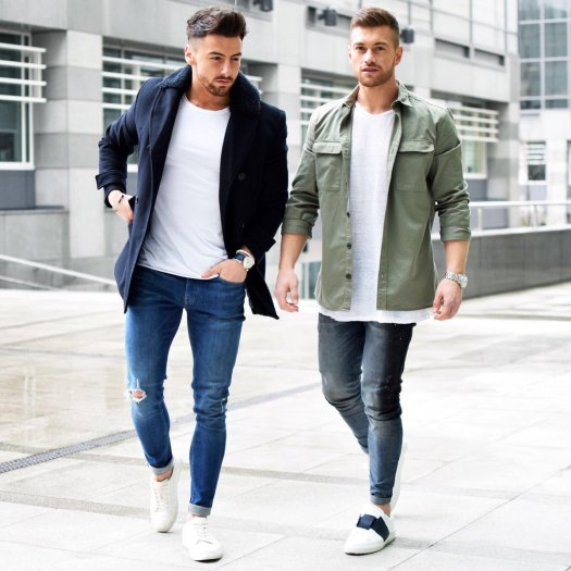 Mens Guide To Wearing White Sneakers Mynewsdrive